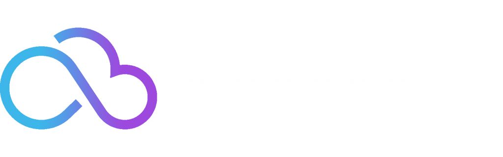 dundee web design cloud1337 white